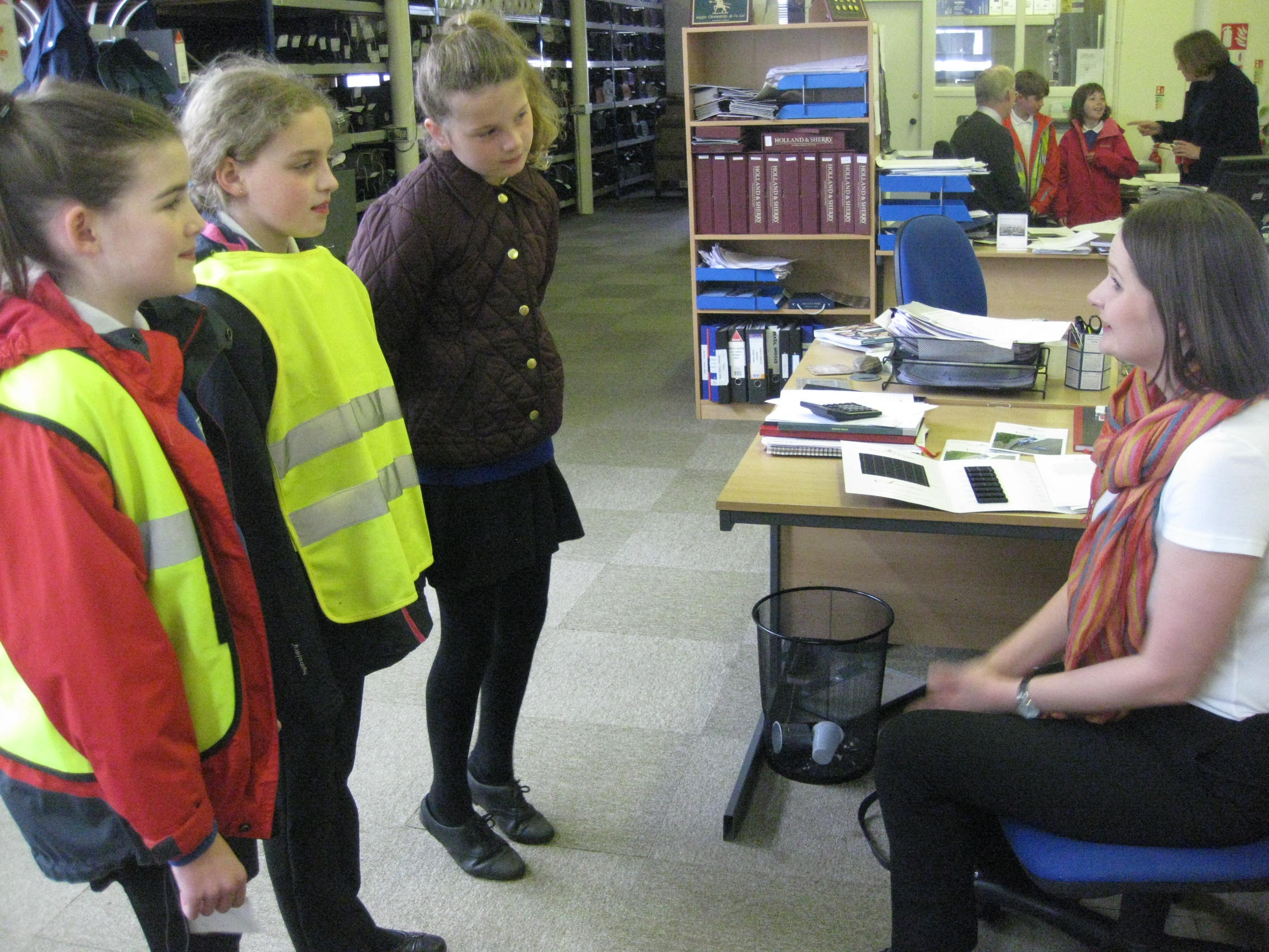 scilt > business > developing language skills for the world of children in primary seven developed role plays taking on the role of employee from holland sherry working in various parts of the world and
