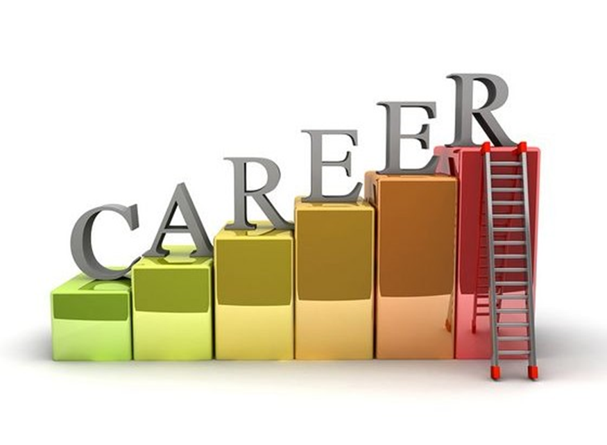 picture of career ladder