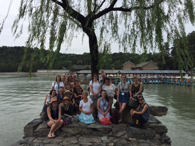 trip to summer palace