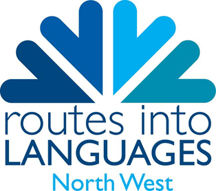 Routes into Languages NW logo