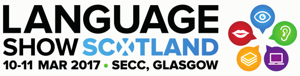 Language Show Live Scotland 2017 logo
